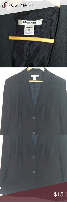 Black Blazer by Nygard Black Blazer by Nygard Nygard Jackets & Coats Blazers