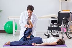 How to Get Physiotherapy in Ontario | CTG Blog Home Care Agency, Long Term Care, Physical Therapist, Care Plans, Nurse Practitioner, Care About You, Ontario, Clinic, Therapy