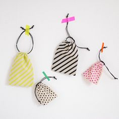 diy cotton bags / mizushima