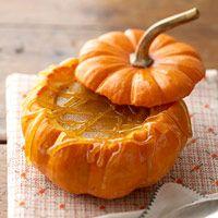 Cutest fall dessert idea~