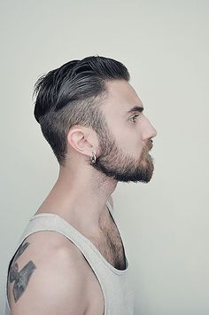 6 Stylish Men's Undercut Hairstyles to Try in 2016