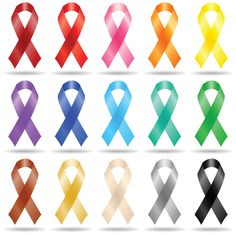 """Let's not forget that Cancer comes in a rainbow of colors, so to speak. And ALL need and deserve awareness and funding for more research to achieve cures."" ~Skye"