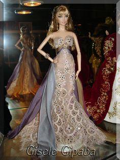 Christabelle Barbie Doll by Gipaba, via Flickr