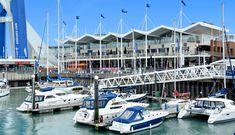 Image of Gunwharf Marina at Gunwharf Quays-Shopping in Portsmouth