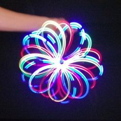 6 LED Standard Orbit Light Set - For Rave Party - High Quality Durable by GloFX. $17.55. Our Top-Of-the-Line 6-LED Orbits are Guaranteed to blow your mind with stunning color and supreme performance! Create instant light shows for your friends with ease! GloFX 6-LED Orbits are perfectly balanced for flawless spinning and easy tricks! Each Super Bright LED microlight flashes through an astonishing number of light patterns. These professional quality orbits are m...
