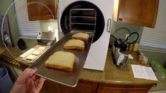 Harvest Right Freeze Dryer, Freeze Drying Food, Food Storage, Frozen, Bread, Breakfast, Youtube, Recipes, Morning Coffee