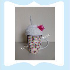 mug gâteau de serviettes pour anniversaire, noël, mariage, fête des mères, maîtresse