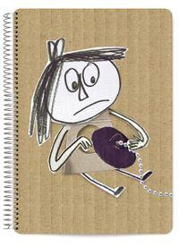 """Recurs Gratis 4 del LLIBRE """"EL BUIT"""" de Anna Llenas. Activitat: """"ELS TAPS"""" http://www.annallenas.com/ilustracion-editorial/El_Buit_Recurs_04_Taps.pdf"""
