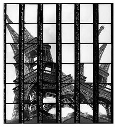 The Tower is an object which sees, a glance which is seen Photographs by Thomas Kellner Title: Roland Barthes Photography Projects, Book Photography, White Photography, Abstract Photography, Kurt Vonnegut, Tour Eiffel, Photomontage, Art Karlsruhe, Magazine Pictures