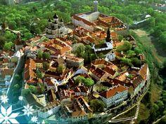 Tallinn, Estonia- I loved this little midevil town