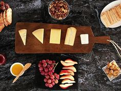 Watch How to Make a Cheese Platter and explore more videos how-tos and cooking tips at Food.com. Cooking Channel Shows, Cooking Tips, Cooking Videos, Food Tips, Best Macaroni And Cheese, Thing 1, Quick And Easy Breakfast, Cheese Platters, Cheddar Cheese