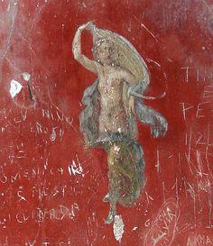 Frescoe, Fullonica of Stephanus