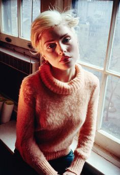 Debbie Harry at The Gramercy Park Hotel, circa 1978