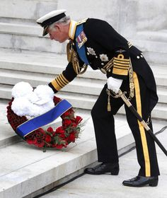 The Prince Of Wales, August 4, 2014 | Royal Hats.....Posted on August 4, 2014 by HatQueen.....As today marks 100 years since the start of World War I, a number of royal-attended commemorations and ceremonies took place throughout Europe.