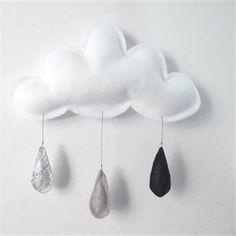 Mobile nuage - pluie