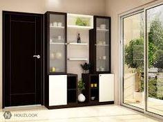 Glass door cabinet decor display 41 Ideas for 2019 Kitchen Wall Units, Bathroom Storage Units, Diy Kitchen Cabinets, Cupboards, Moduler Kitchen, Unit Bathroom, Kitchen Design, Kitchen Organization, Glass Cabinet Doors