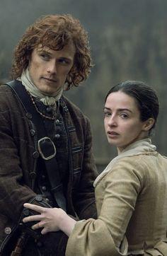 Outlander Season 1, Outlander Tv Series, Fraser Clan, Outlander Characters, Laura Donnelly, Sam Heughan, Hamilton, Jon Snow, Fangirl