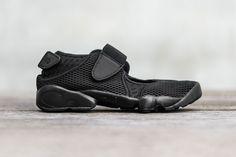 The Nike Air Rift Gets a Menacing Black Colorway