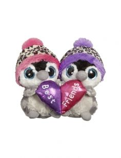 Aurora™ 2-Pc BFF Magnetic Holiday Plush, Justice