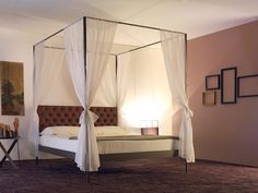 Letti A Baldacchino Maison Du Monde : Best letto a baldacchino images four poster bed