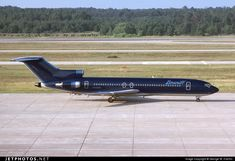 Photo of N426BN - Boeing 727-227 - Braniff International Airways