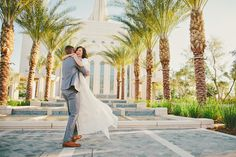 Wedding Highlights: Formals - love the photography, perfect location Gilbert Temple