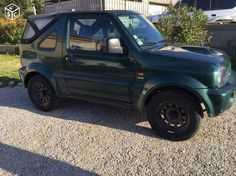 Suzuki jimny cabriolet