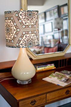 Passione uncinetto: Come rinnovare una lampada