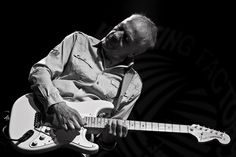 Robin Trower (former guitarist from the Band Procol Hurum)