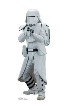 Star Wars: Episode VII - The Force Awakens - Promotional Photo of a Snowtrooper