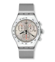 SILVERISH (YVS405G) - Swatch Canada - Swatch Watches