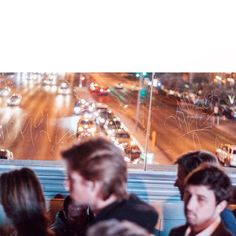 Street I  Las Vegas Spring 2015  #street #vegas #lasvegas #tags #cars #people #footbridge #pedestrians #night #abstract #canon #50d #thestrip #strip #crowded #lv #traffic