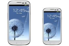 Samsung is expected to launch today the model Galaxy S III Mini , according to industry sources. The smartphone will have a 4 inch screen, exactly how is iPhone 5 , so everyone looks it as a direct competitor to the model launched by Apple. Samsung Galaxy S3, Newest Smartphones, Mini, Mobile News, Latest Technology News, Galaxies, Product Launch, Iphone, La Galaxy