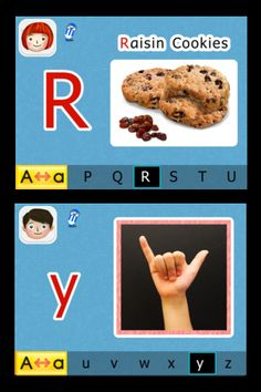 ABCs, letter sounds, patterns, sign language, puzzles, ABC order, $3.99