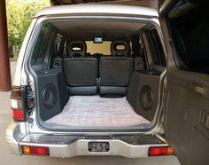 Luxury Bus, Mitsubishi Pajero, Jeep Cherokee, Subaru, Army Green, Car Seats, Trucks, Projects, 4x4 Trucks