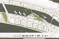Urbane Freiräume Quartier Baakenhafen - sinai Projekt - sinai