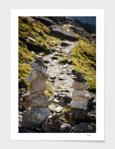 Discover «The Path», Limited Edition Fine Art Print by Andrei Dragomirescu - From $29 - Curioos