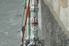 My Old Bicycle | Spernicelli Biciclette | BIANCHI CORSA — 1935
