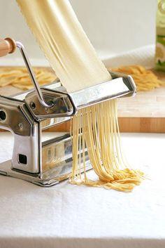 Food and Cook by trotamundos » Pasta Fresca y Spaguetti con salsa de verduras y crema