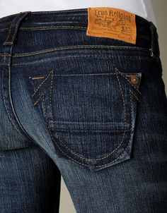 55f411277 Womens Tony Mid-Rise Jeans - (Luckdraw) | True Religion Brand Jeans....another  new True jeans for Xmas!