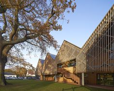 Bedales School of Art and Design / Feilden Clegg Bradley Studios
