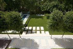 caminos de jardin con arena y gravilla