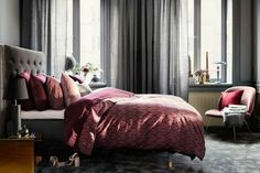 Autumn Decor is all about Rich, Romantic Hues this Year