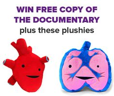 Enter Our Giveaway To Win A Free Copy of The Documentary and Plushies ($129 Value)!