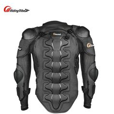 MSA Signature Riding Tribe Motorcycle Racing Body Armor Motocross Jacket  Off-Road Safety Protection Clothing 5a2af6bd56b86