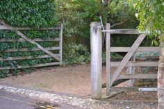 5 Bar Gate with side gate