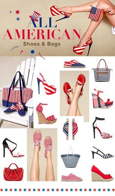 4th of July Shoes & Bags! Your Next Favorite Trendy Pair Of Summer Shoes & Bags Just Arrived. Limited Time Only from June 19th 2015 to July 5th 2015 Get 2 Items for $39.95 Free Shipping! Discover New Styles With ShoeDazzle's Style Quiz To Advantage of This Offer! What's Your 4th Of July Style?