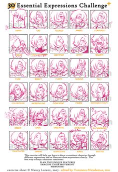 Mettaton :: 30 Expressions Challenge! by Carmalicious