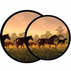 burner covers -Horses Stove Top Range, Stove Top Burners, Electric Stove Burner Covers, Running Horses, Type Setting, Clean Design, Home And Garden, Pattern, Ebay