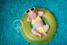 Swimmin' @ JessicaJolly...You have got to let me take a pic like this of your baby girl...this is too precious.